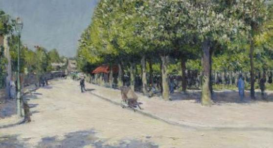 Gustave Caillebotte für drei Millionen Franken verkauft.