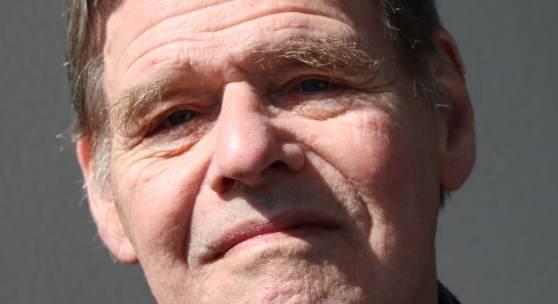 Schriftsteller und Graphiker Christoph Meckel