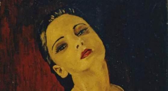 Francis Picabia Femme nue (Nackte Frau), um 1942-1943 Privatsammlung Frankreich © VBK Wien, 2012