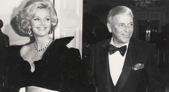 Frank and Barbara Sinatra, courtesy The Estate of Barbara Sinatra