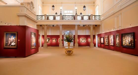 Gemälde Alter Meister (Auktion 9. Juni 2020) zu besichtigen im Franz-Joseph-Saal, Palais Dorotheum