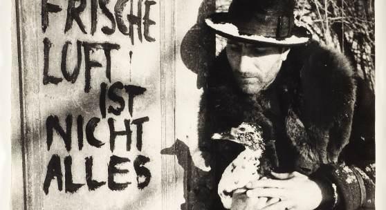 Padhi Freiburger »Frische Luft ist nicht alles« Schloss Hagenberg, Fallbach, 1968