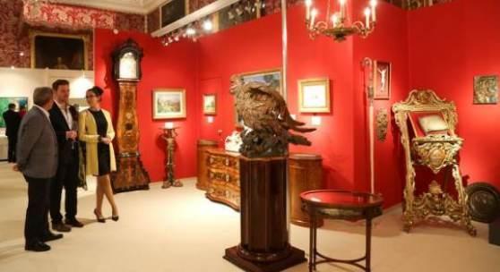 Messe Für Kunst Antiquitäten Und Design 39 Artantique Residenz
