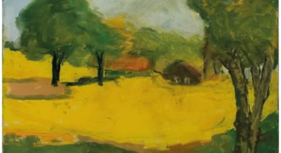 Galerie Schrade Karlsruhe - Klaus Fußmann - Menschen und Landschaften