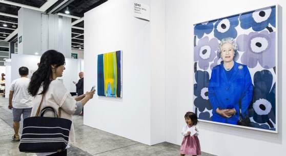 10 Chancery Lane Gallery Art Basel in Hong Kong 2014 MCH Messe Schweiz (Basel) AG