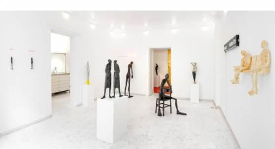 Ausstellungsansicht: Tina Heuter - Naechste Stationen