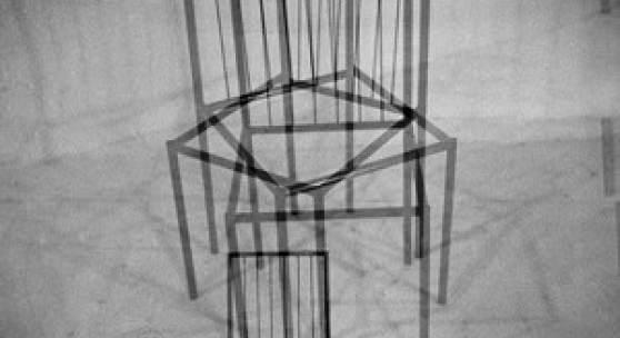 Geraldo de Barros, Cadeira Unilabor, 1954, © Geraldo de Barros/Acervo Instituto Moreira Salles