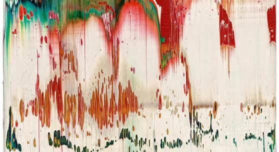 Gerhard Richter (1932) Fuji   1996   Öl auf Alucobond   29 x 37 cm Taxe: 300.000 – 500.000 Euro