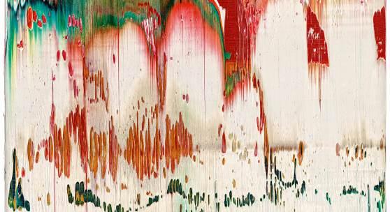 Gerhard Richter (1932) Fuji | 1996 | Öl auf Alucobond | 29 x 37 cm Ergebnis: 438.600 Euro
