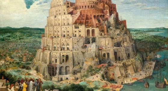 ] Der Turmbau zu Babel (1.9 MB) Pieter Bruegel d. Ä. (um 1525/30 ‒ 1569) 1563, Öl auf Holz, 114 × 155 cm Kunsthistorisches Museum Wien, Gemäldegalerie © KHM-Museumsverband