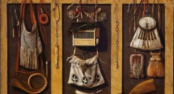 Jagdgerätschaften (775 KB) Johannes Leemans Den Haag, um 1660 Leinwand, H. 117,5 cm, B. 167,3 cm © KHM mit MVK und ÖTM