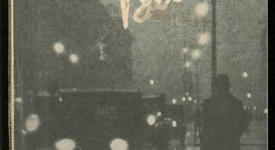 Bucheinband zu Alexander Niklitschek   Ratschläge für Amateurphotographen, Leipzig, Wien, Berlin: Steyrermühl, 1934   Albertina Wien   Dauerleihgabe der Höheren Graphischen Bundes-Lehr- und Versuchsanstalt