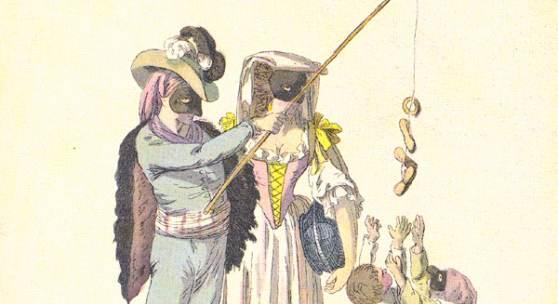 Auktion 142 - Bibliothek Rasner J. W. v. Goethe, Das Römische Carneval.  Weimar u. Gotha 1789
