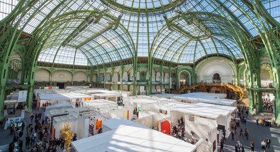 Foire internationale d'art contemporain 17-20 October 2019, Paris