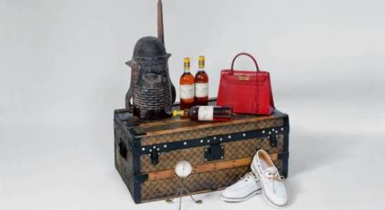 Impression Vintage, Wein und Afrikanische Kunst bei Koller Genf