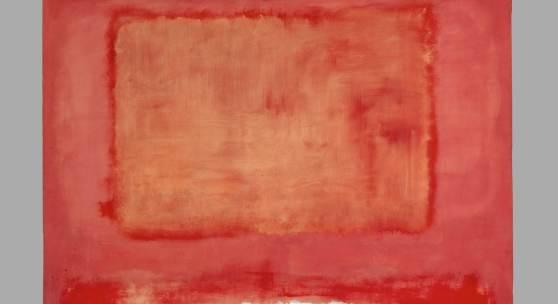 Mark Rothko Ohne Titel (Rot, Orange), 1968 Öl auf Leinwand 193 × 175 cm Fondation Beyeler, Riehen/Basel, Sammlung Beyeler Foto: Robert Bayer