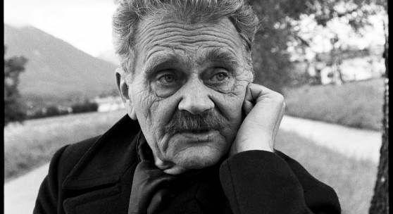 Porträt H. C. Artmann (c) Sepp Dreissinger