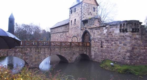 Wasserburg in Bad Vilbel © Deutsche Stiftung Denkmalschutz/Zimpel