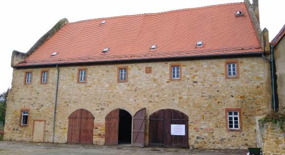 Kutscherhaus des ehemaligen Klosters in Ilbenstadt © Thomas Bauer, OEKOGENO SWH eG