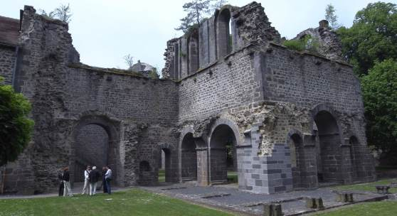 Kloster Arnsburg in Lich © Deutsche Stiftung Denkmalschutz/Zimpel