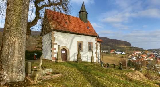 Geyso-Kapelle in Mansbach © Roland Rossner/Deutsche Stiftung Denkmalschutz