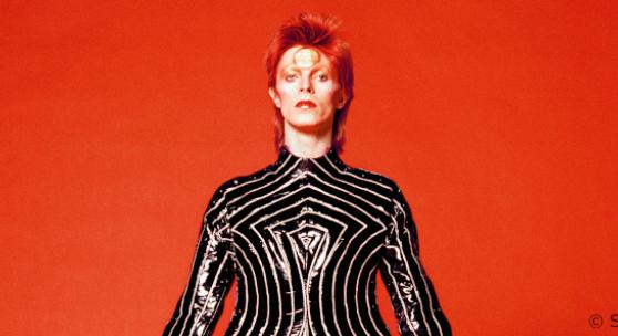 Porträt David Bowie (c) Sukita