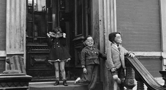 Helen Levitt | New York, 1940 | Dauerleihgabe der Österreichischen Ludwig-Stiftung für Kunst und Wissenschaft © Film Documents LLC