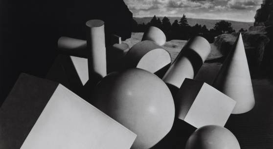 Herbert Bayer Metamorphose, 1936 Silbergelatineabzug (Abzug 1968) 28 x 35,2 cm Edition: 24/40 Museum der Moderne Salzburg © Bildrecht, Wien, 2015, Foto: Rainer Iglar