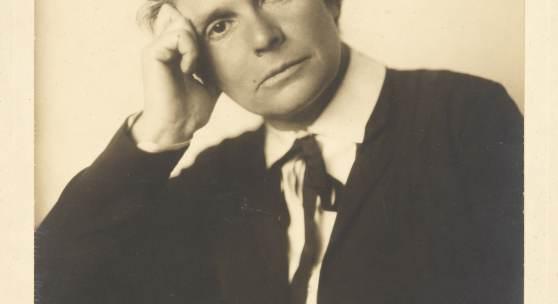 Nini & Carry Hess: Katia Mann, 1928, ETH-Bibliothek Zürich, Thomas-Mann-Archiv
