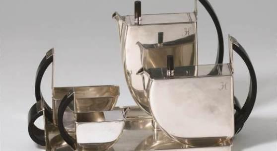 Heubler, Kaffee- und Teeservice