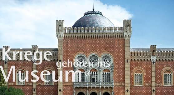 Ansicht des Heeresgeschichtliches Museum Wien (c) hgm.at