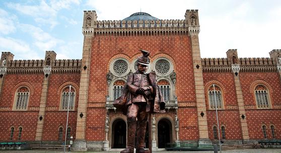 Ansicht Heeresgeschichtlich Museum Wien