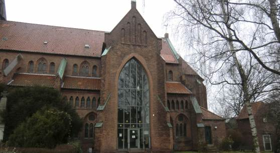 Nikolai-Kirche in Finkenwerder © Deutsche Stiftung Denkmalschutz/Falke