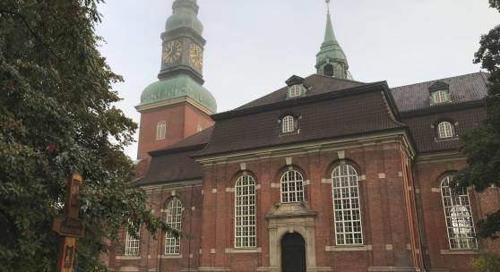 Trinitatiskirche in Hamburg-Altona © Deutsche Stiftung Denkmalschutz/Bolz