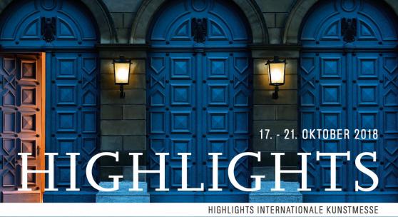 HIGHLIGHTS Internationale Kunstmesse München 2018