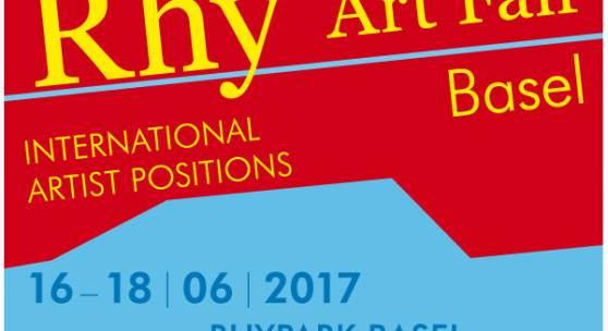Plakat Rhy Art Fair Basel