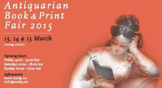 Maastricht Antiquarian Book & Print Fair
