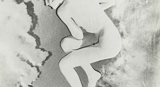 Erwin Blumenfeld, Lisette Nude, Solarized Haute Savoie, 1937, copyright The Estate of Erwin Blumenfeld, courtesy Howard Greenberg Gallery