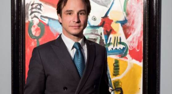 Thomas Bompard, one of the Company's leading specialists in Impressionist & Modern Art