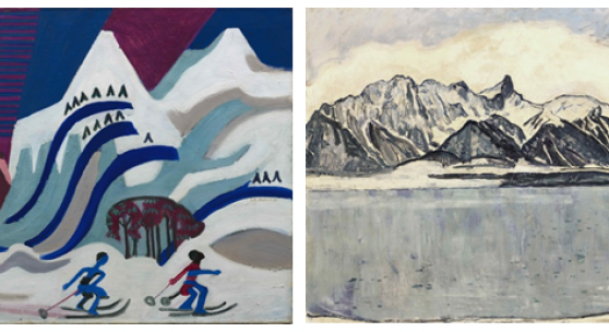 "Ferdinand Hodler's ""Thunersee"" Soars to CHF 4.3 million as Winter Landscapes Triumph at Sotheby's Zurich"