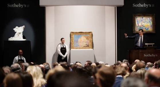Record Rodin & Fauve Landscape Lead Sotheby's Impressionist & Modern Art Evening Sale