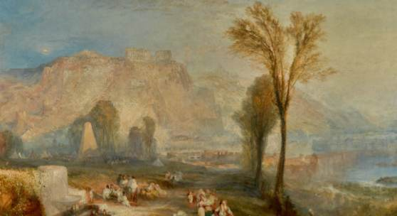 Turner's Ehrenbreitstein, estimate of £15-25 million (US$18.7-31.2m / €17.3-28.9m).