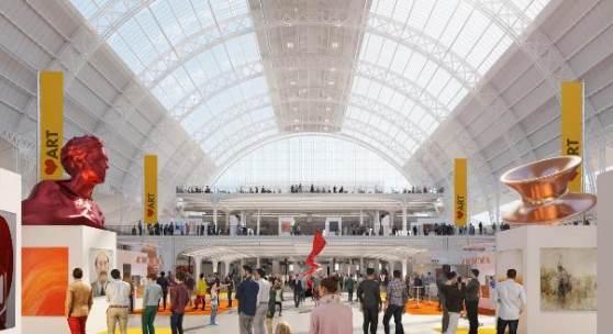 Olympia London Renovation Plans