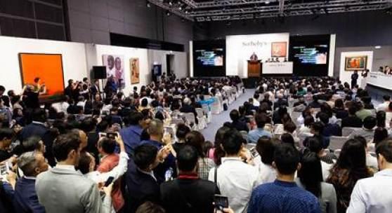 Sotheby's Autumn 2018 Hong Kong Sales Total HK$3.64 Billion