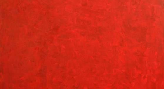 Hildegard Joos, Raumnarrativ No 189, 1992, Acryl auf Leinwand, 197 x 197 cm © Suppan Fine Arts Wien