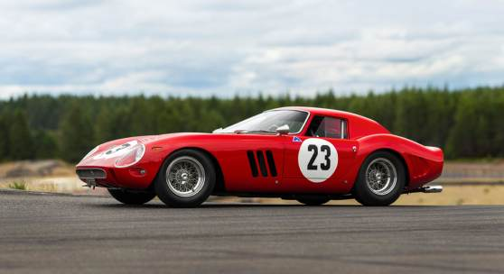 1962 Ferrari 250 GTO, chassis 3413 GT (Patrick Ernzen © 2018 Courtesy of RM Sotheby's