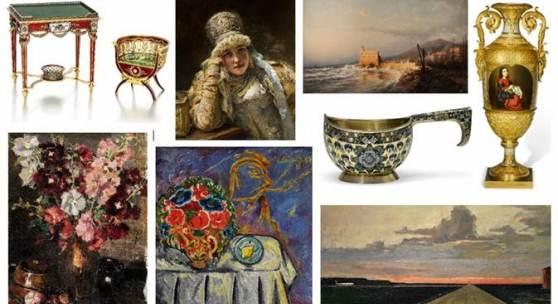 SOTHEBY'S LONDON RUSSIAN ART SALES
