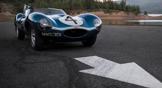 Ecosse Jaguar D-Type