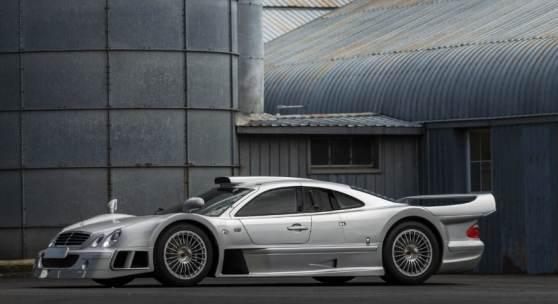 1998 Mercedes-Benz AMG CLK GTR (Credit – Patrick Ernzen © 2018 Courtesy of RM Sotheby's)