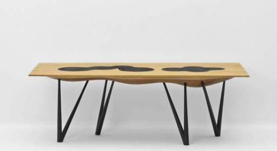 Greg Lynn, Secret Table, 2008 © MAK/Georg Mayer